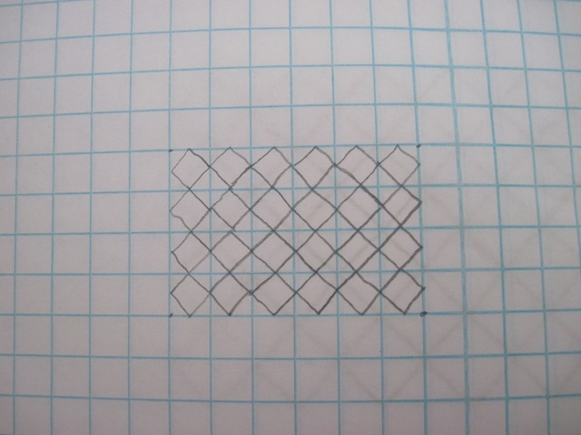 how to make graph paper by hand